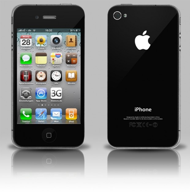 iphone 4 back front combo1 620x626 Steve Jobs: Una Mail per salvaguardare il futuro di Apple