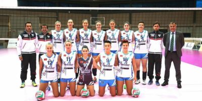 olbia volley