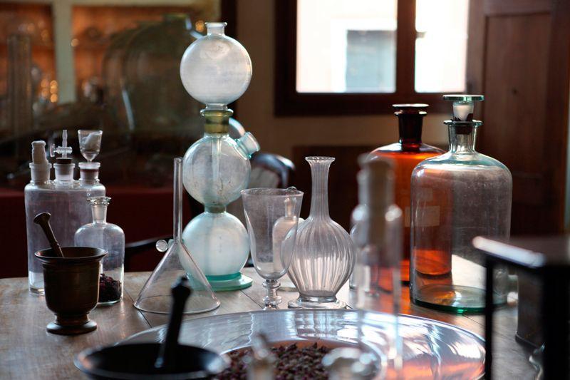 Venice S Palazzo Mocenigo The Museum Of Perfume Italy