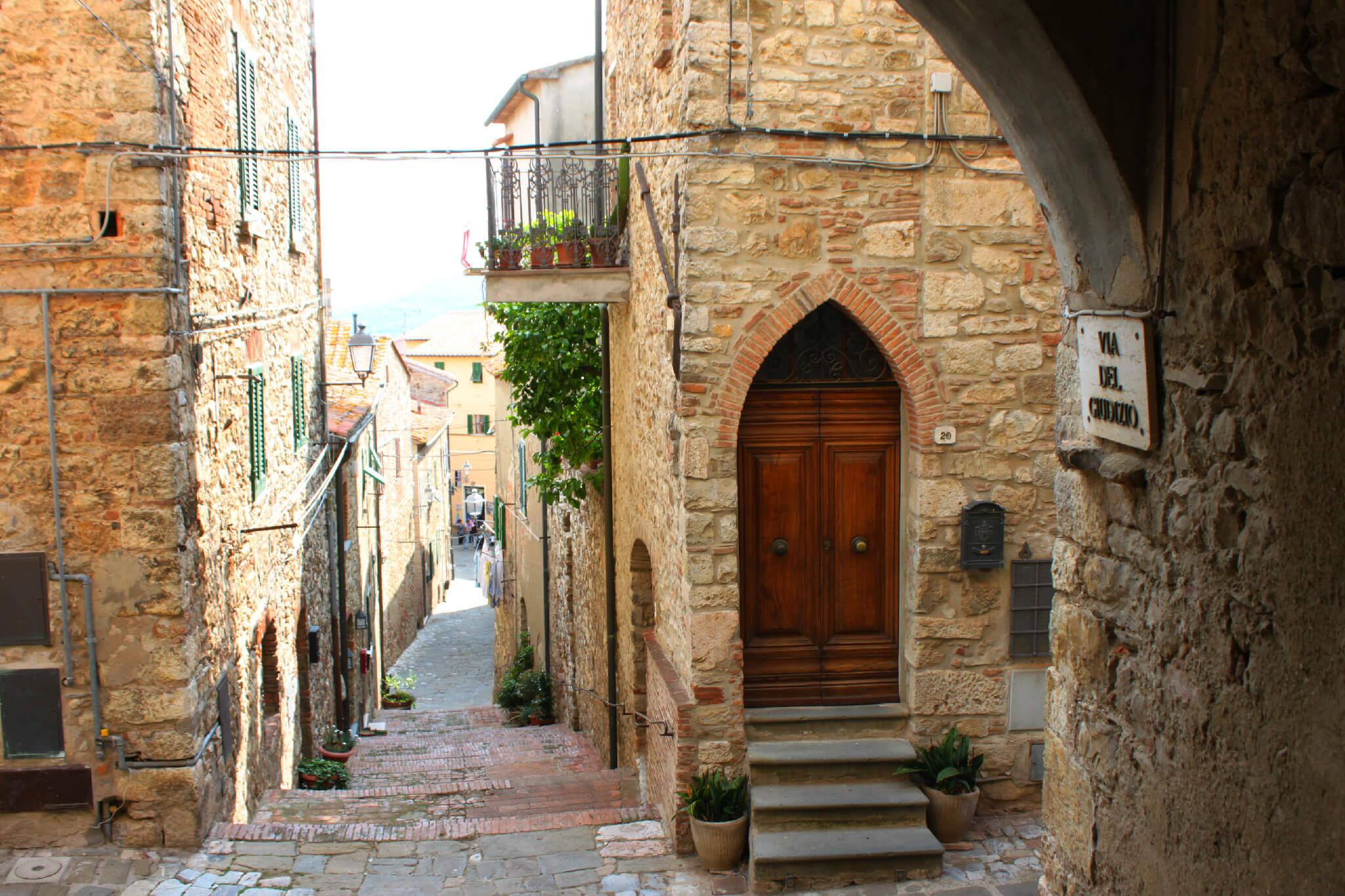 Borgo Of The Month Suvereto Tuscany Italy Magazine