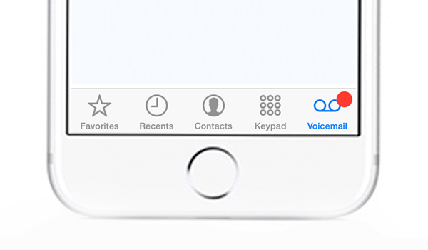 Set Visual Voicemail Iphone 5s