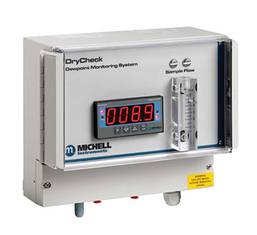DryCheck Self-Contained Dew-Point Instrument