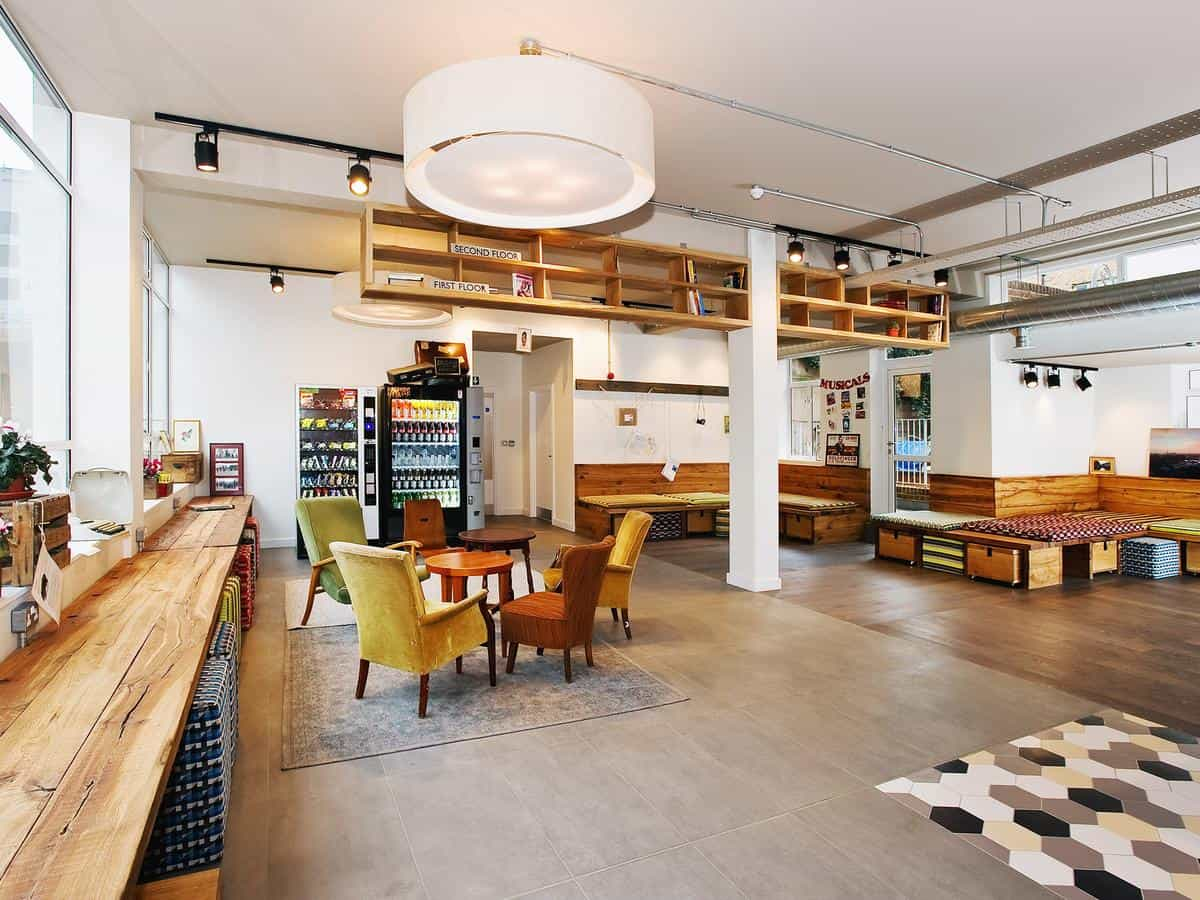 The Best Hostels In London Itsallbee