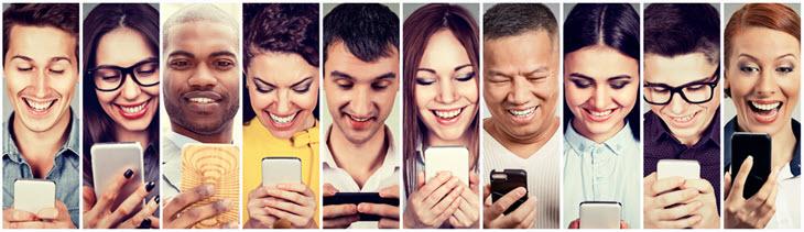 داده های ذخیره شده در تلفن
