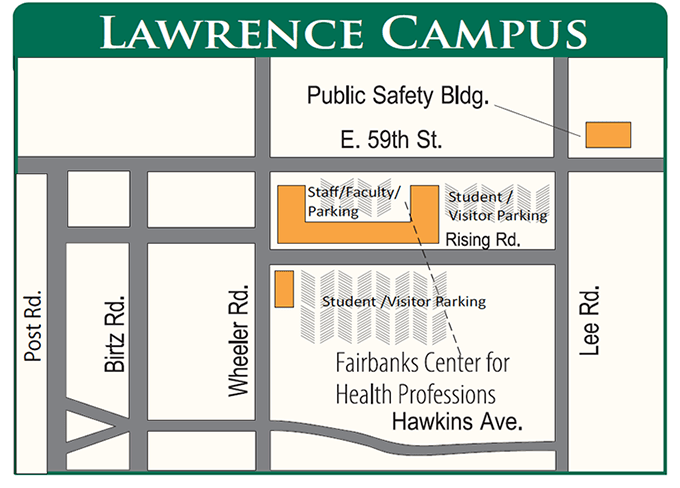Ivy Tech Bloomington Campus Map.Ivy Tech Lawrence Campus Map