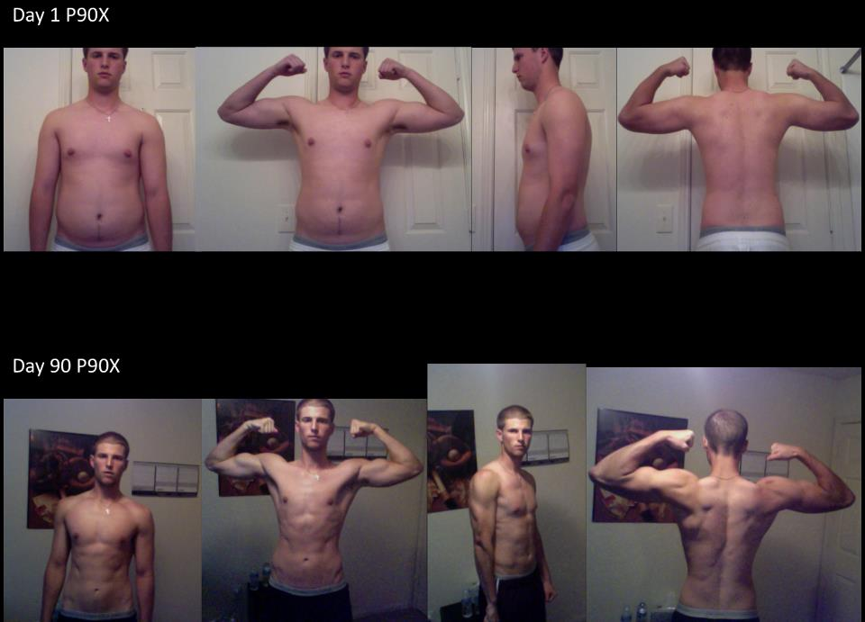 Taylor's P90X Review | I Want To Get Ripped
