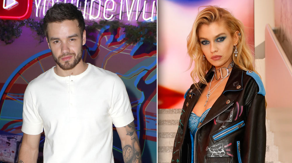 Liam Payne Dating Stella Maxwell Rumored Couple Spotted