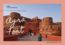 Agra Fort, Agra Fort Information, Agra Fort history, Interesting Facts, Architecture of Agra Fort, Entrance Fee, Timings, Travel Guide