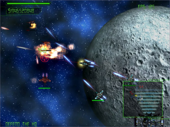 Asteroid Game   Desperate Space