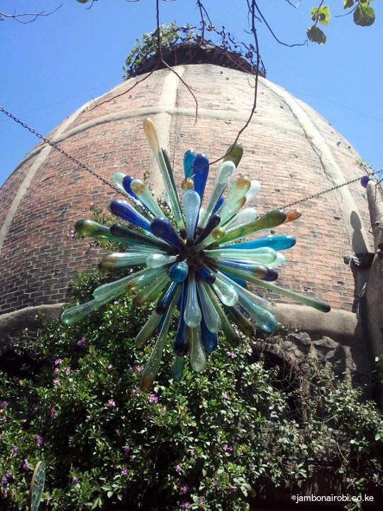 And Furniture Mosaic Garden Art