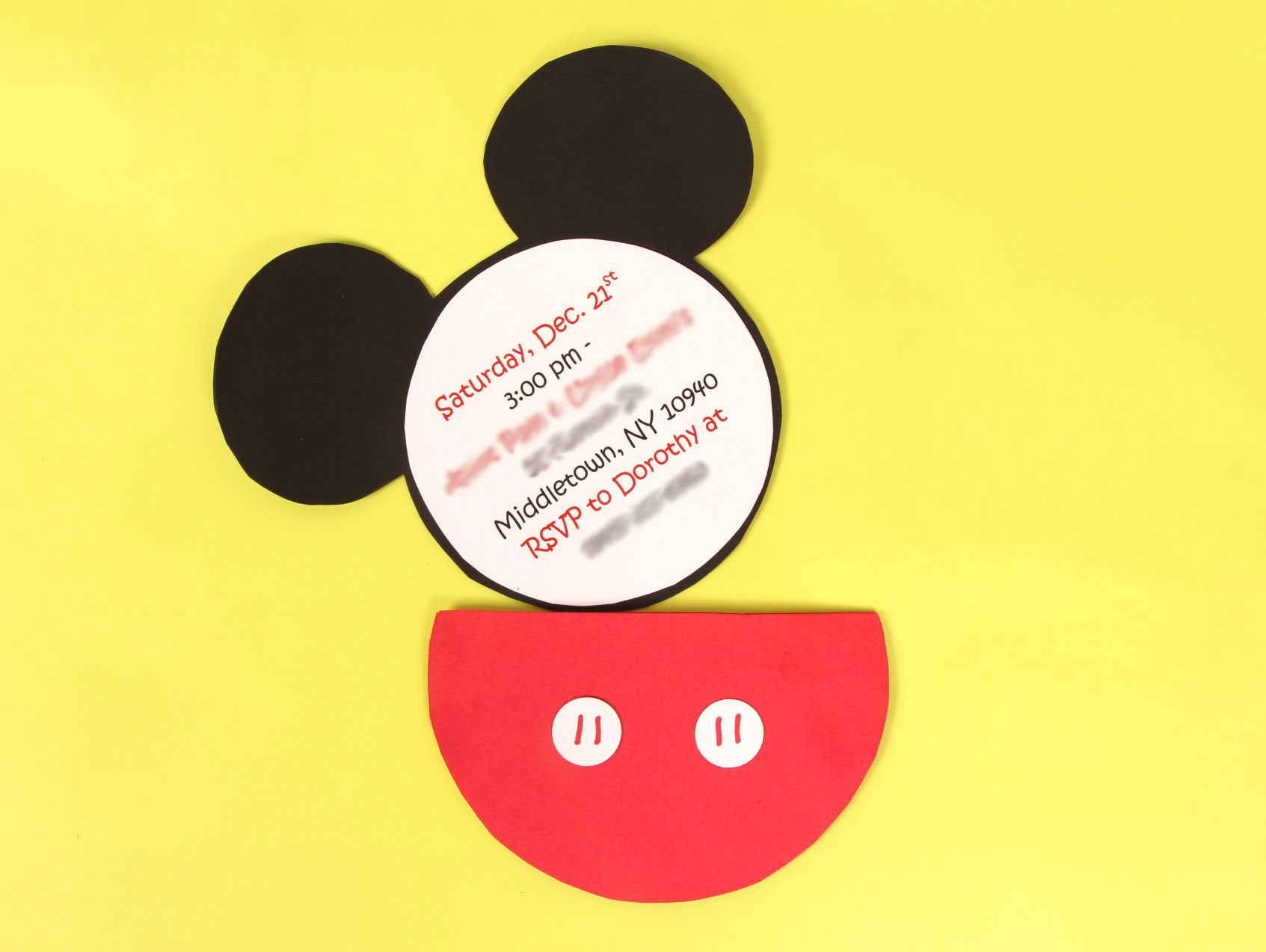 Printed Party Invitations Online