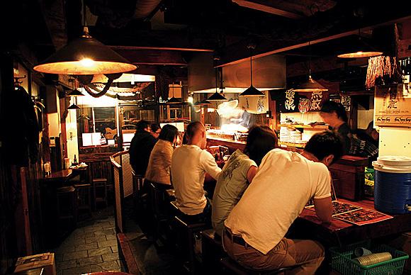 Best Sushi Place Japan