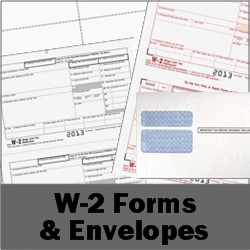 1099   W 2 TAX REPORTING  1099 Forms and Envelopes  W 2 Forms and Envelopes
