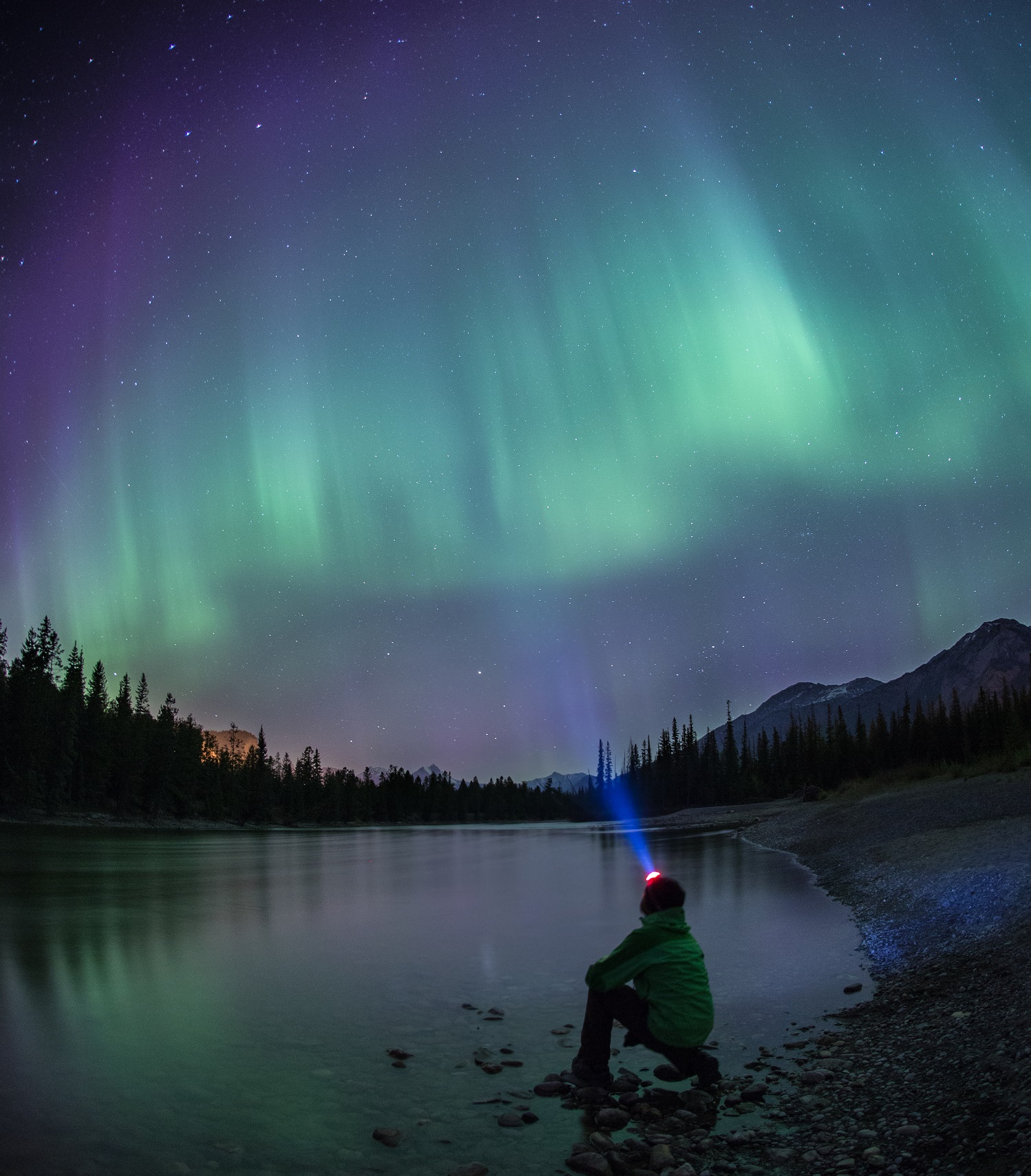 Best Place See Northern Light