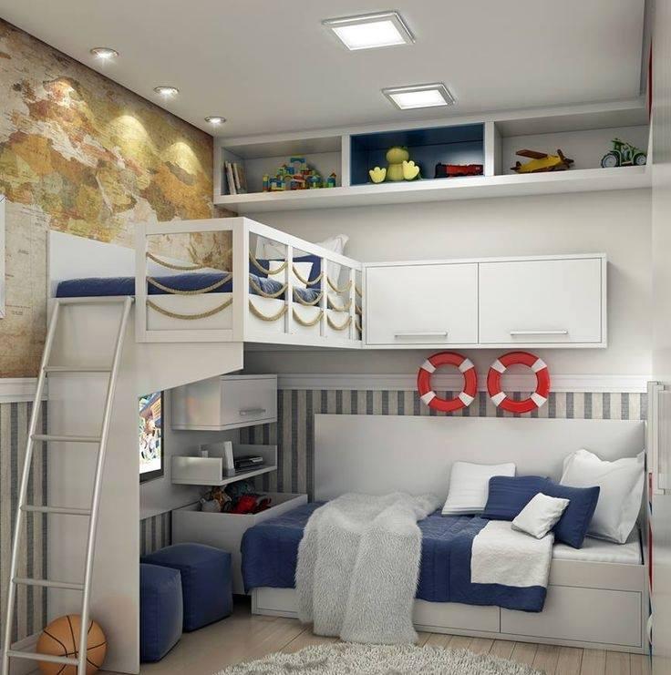 25+ Ide Desain Kamar Tidur Anak Cowok yang Menginspirasi ...