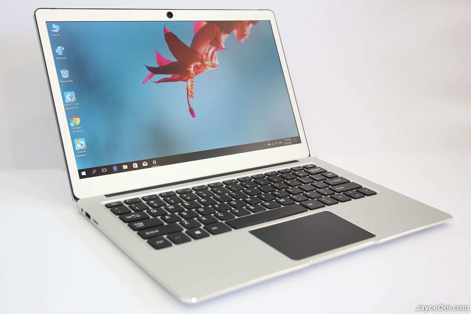 Metal Portable Mouse Laptop