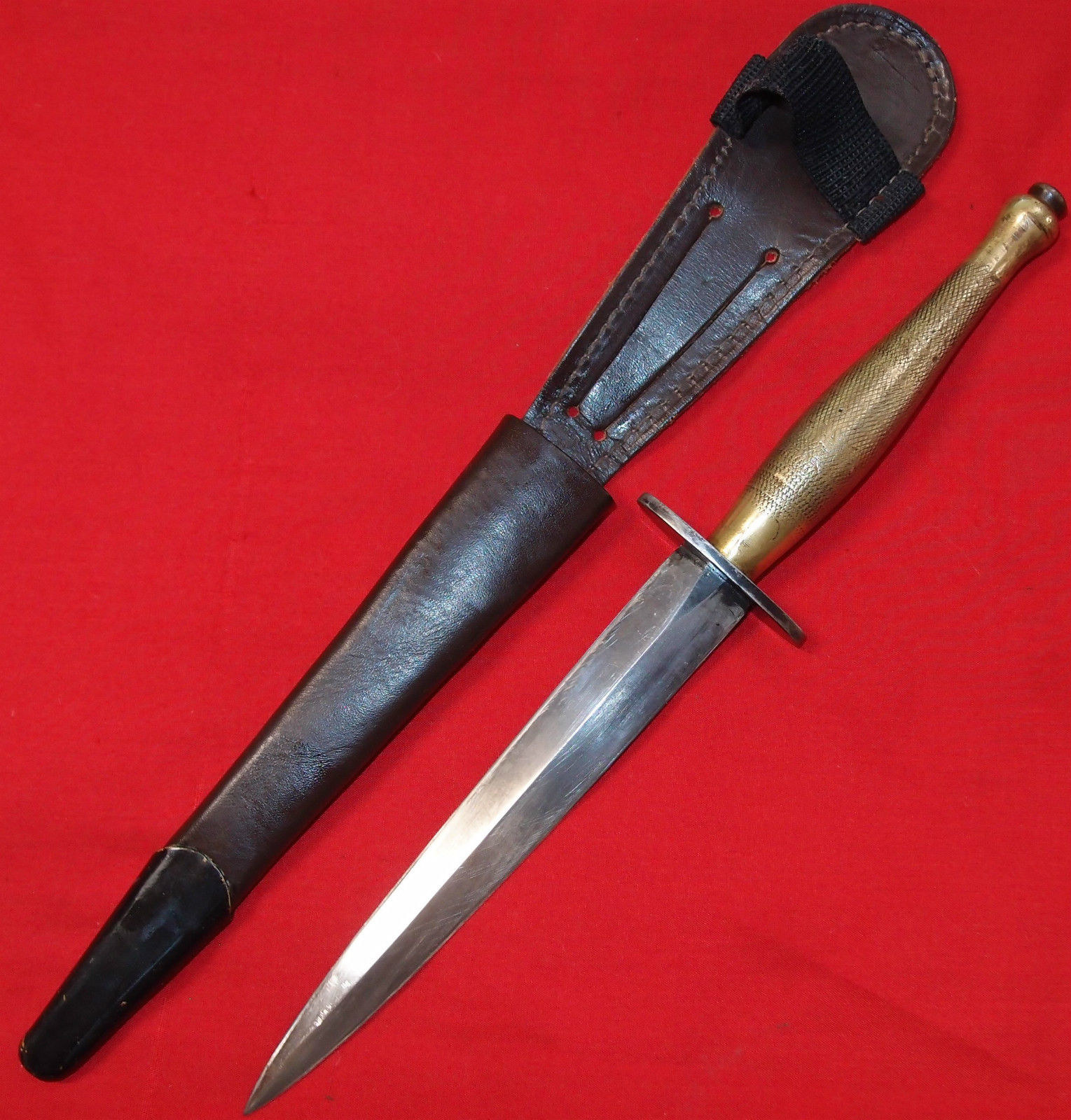 Fairbairn Sykes Fighting Knives