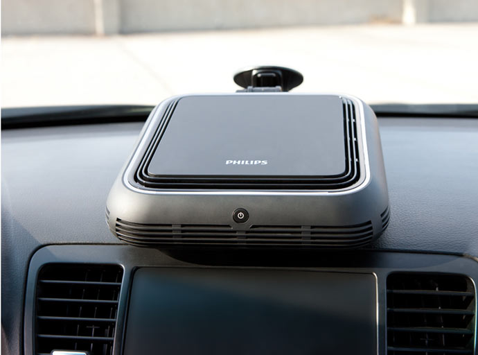 Vantru Car Air Purifier