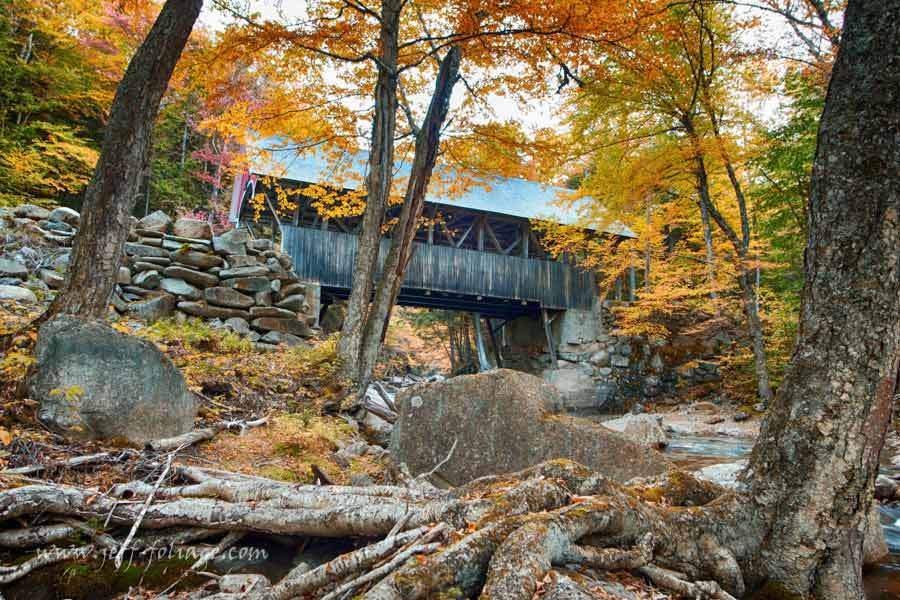 10 Locations To Look For Great Fall Colors New England
