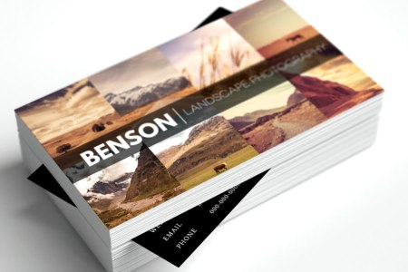 13 Free Business Card Templates for Photographers