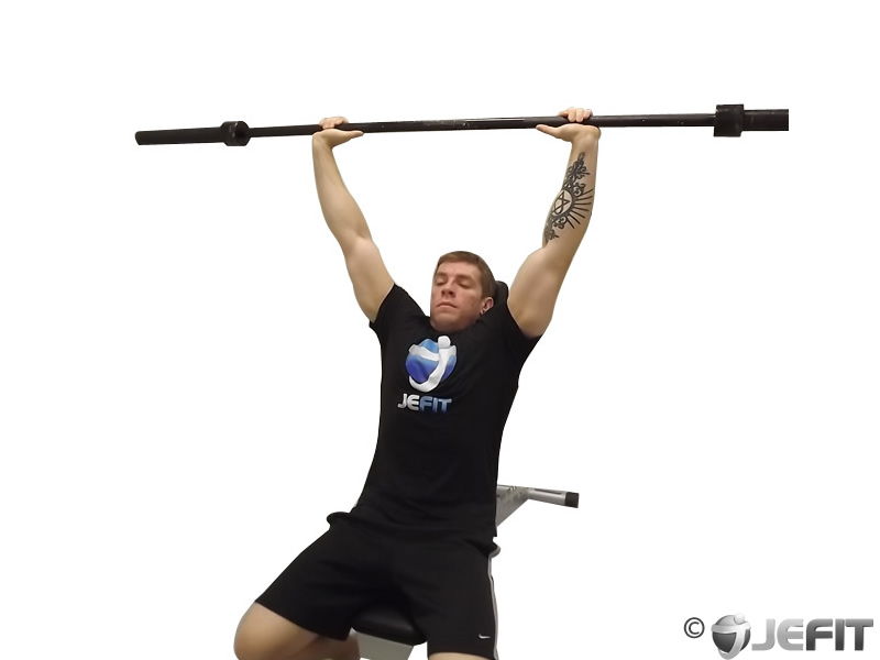 Workout Push Pull Routine Bodybuilding