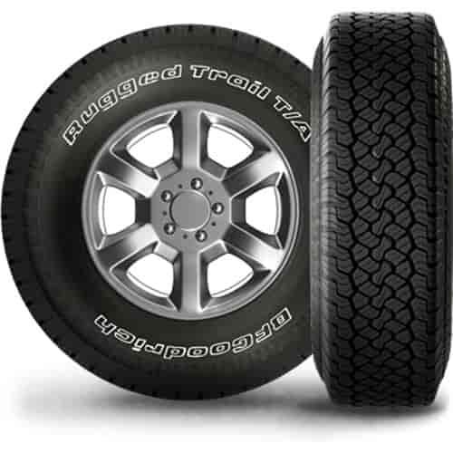 Bf Goodrich 66649 Rugged Trail T A Tire 265 75r16 Jegs