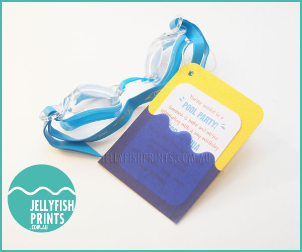 Make Your Own Party Invitations