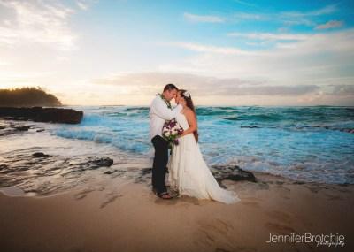 Beach Elopements on Oahu - California Family Photographer ...