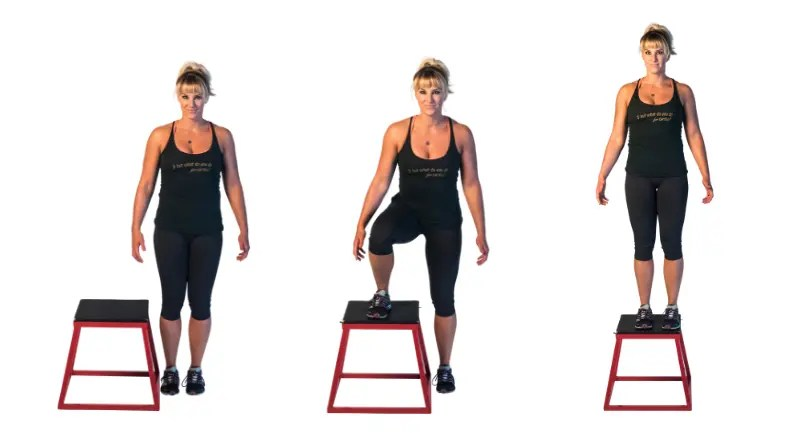 Try-This Tuesday: Lateral Step-Up - Unapologetically Strong