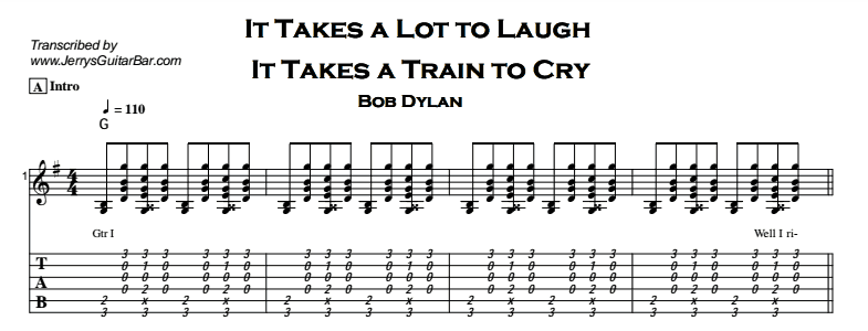 It Takes Train Cry