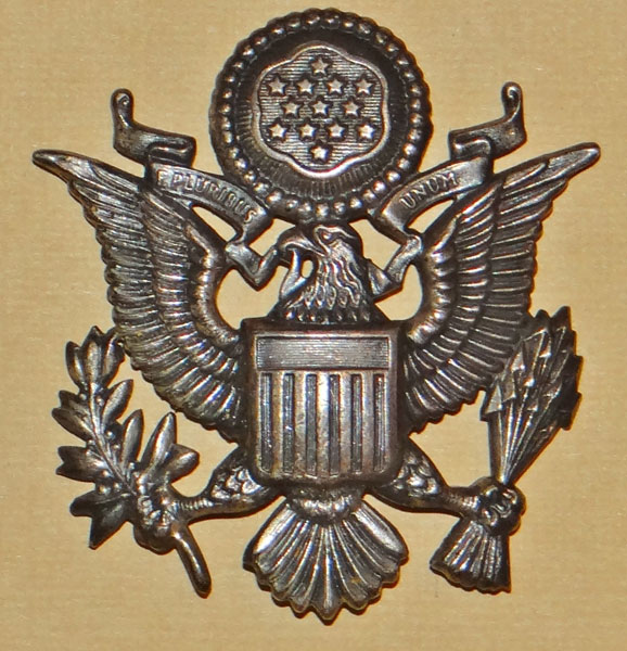 U S Army Veterinary Corps Officers Branch Insignia Us
