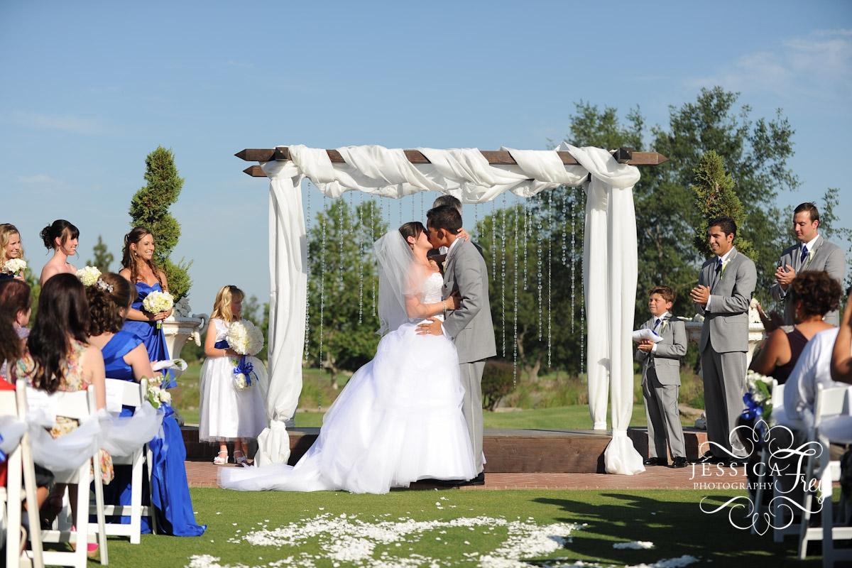 Parts Wedding Ceremony
