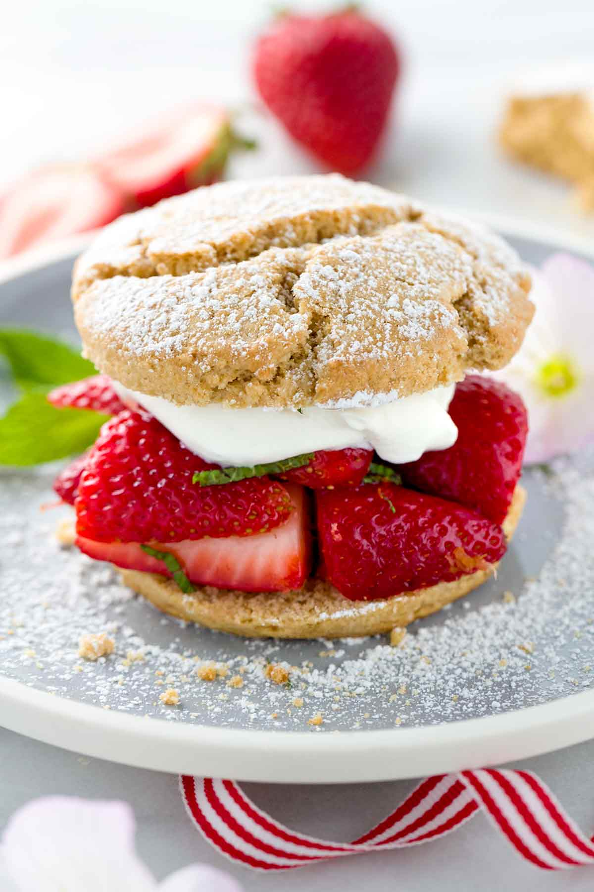 Ultimate Strawberry Shortcake