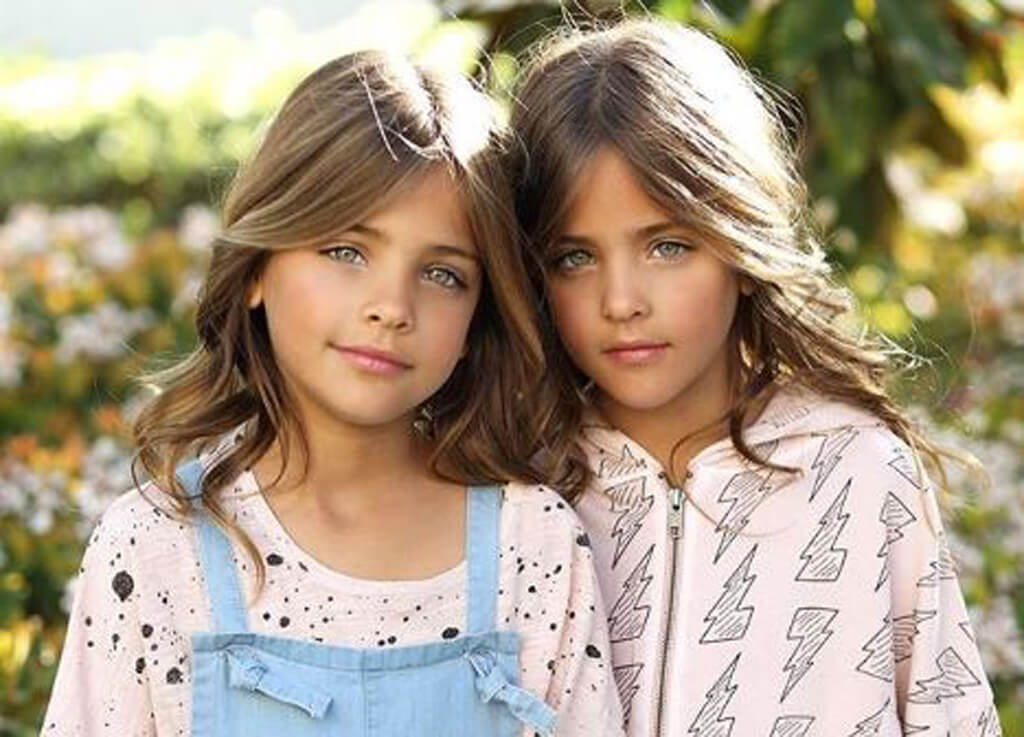 These Beautiful Twins Are Growing Up To Be The Most ...