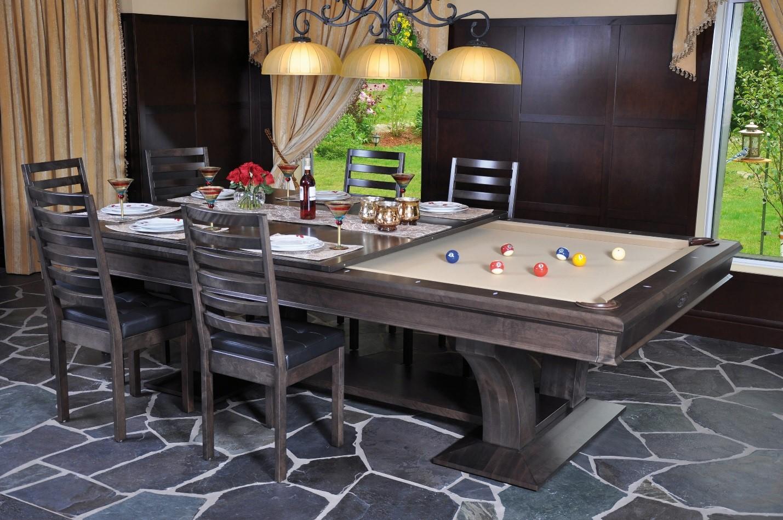 42 Pedestal Dining Table Set