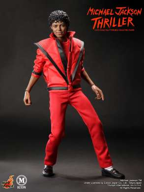 Hot Toys  Michael Jackson Thriller Version