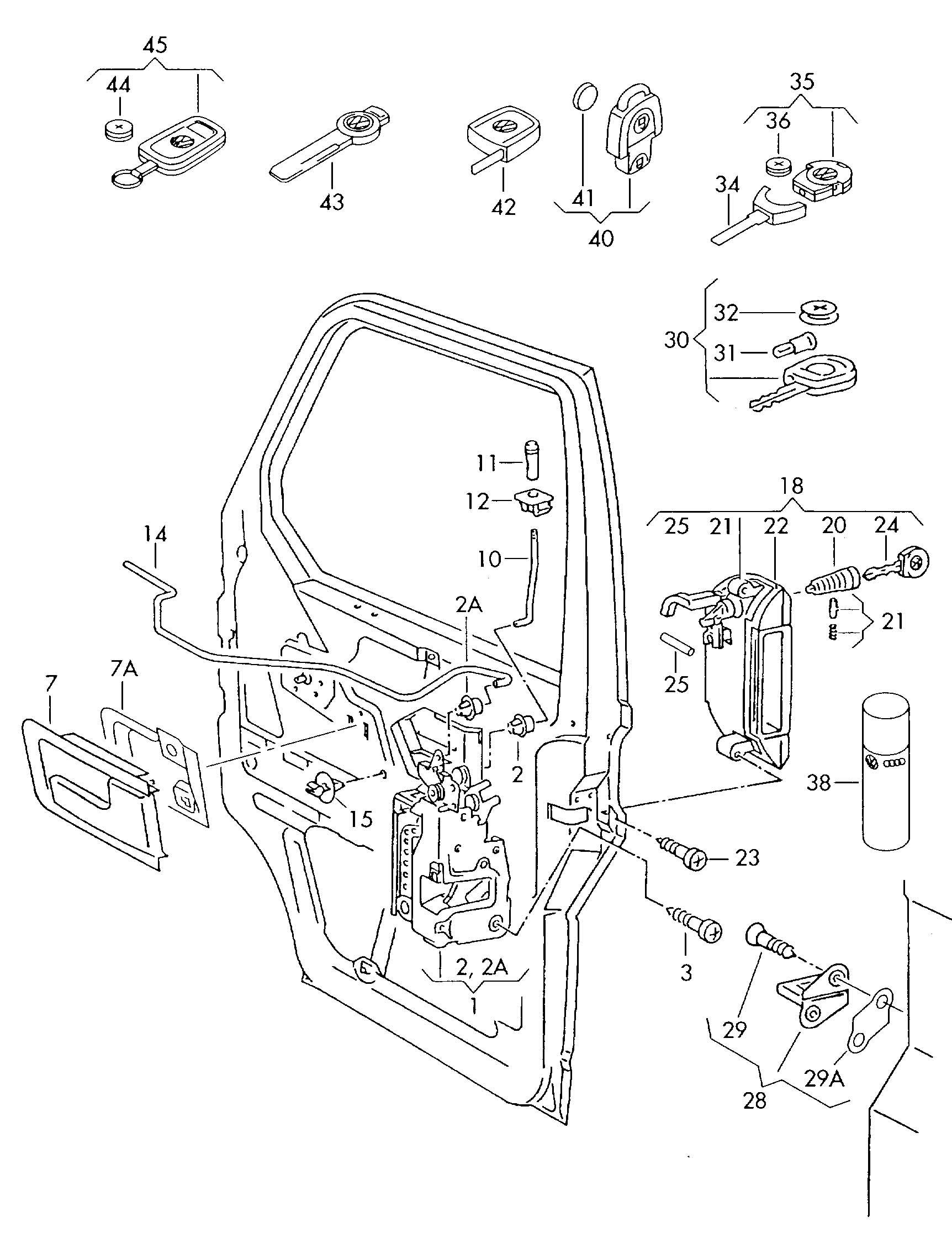 Vw 1600 cc engine diagram