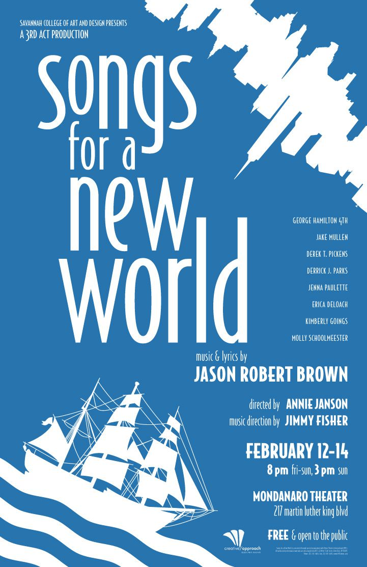 Jimmy Fisher Songs For A New World