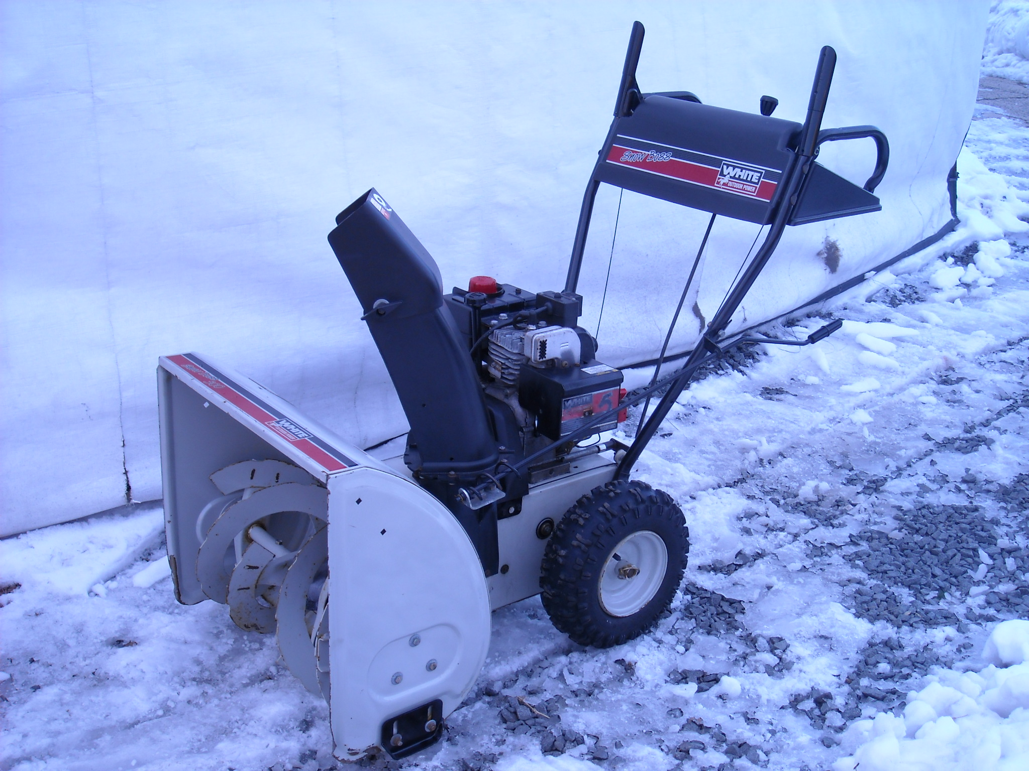 Yard Machine Mulcher Chipper