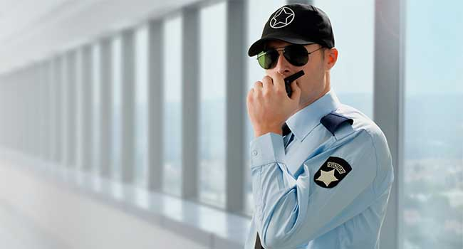 Security Guard Job Listings