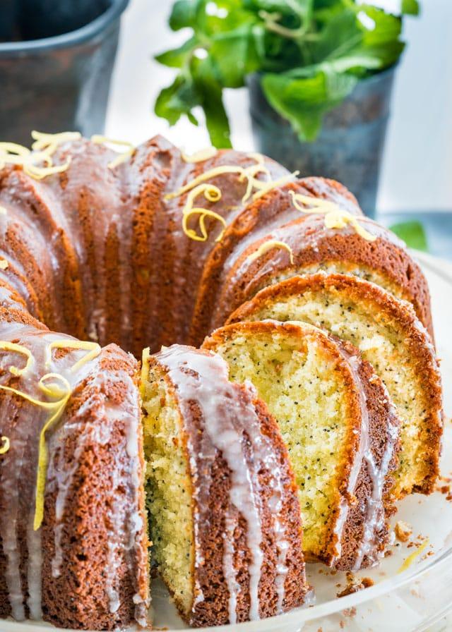 Lemon Poppy Seed Bundt Cake Jo Cooks