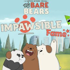 We Bare Bears Game – Impawsible Fame