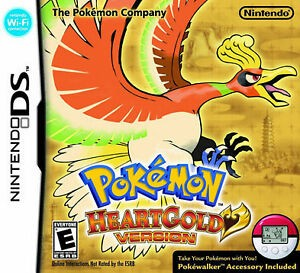 Pokemon HeartGold – NDS