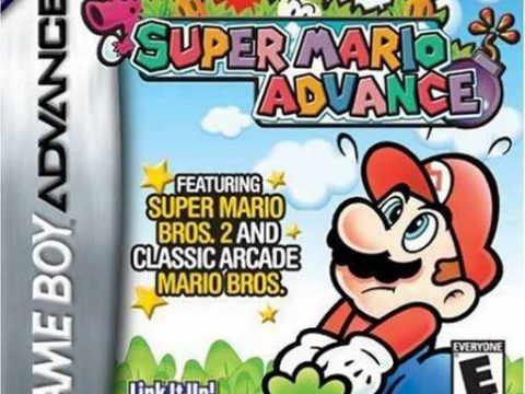 Super Mario Advance Mario Bros. 2 + Mario Classic