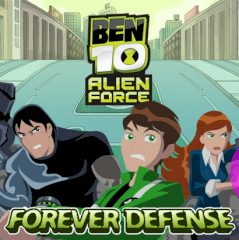 Ben 10 Alien Force Forever Defence