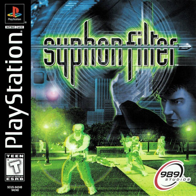Syphon Filter PS1