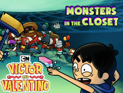Victor e Valentino Monsters in the Closet