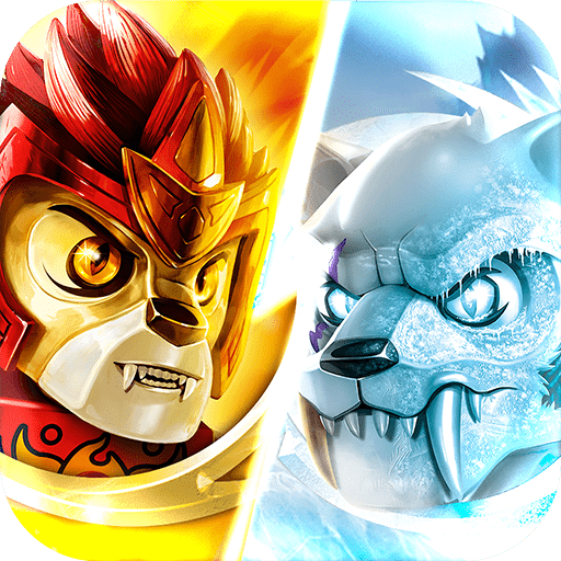 Legends of Chima – Tribe Fighters