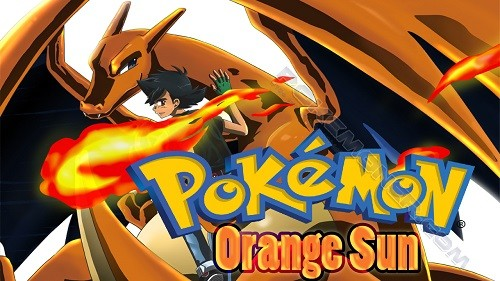 Pokemon Orange Sun (GBA)