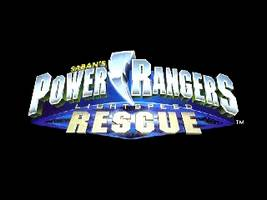Power Rangers – Lightspeed Rescue 64
